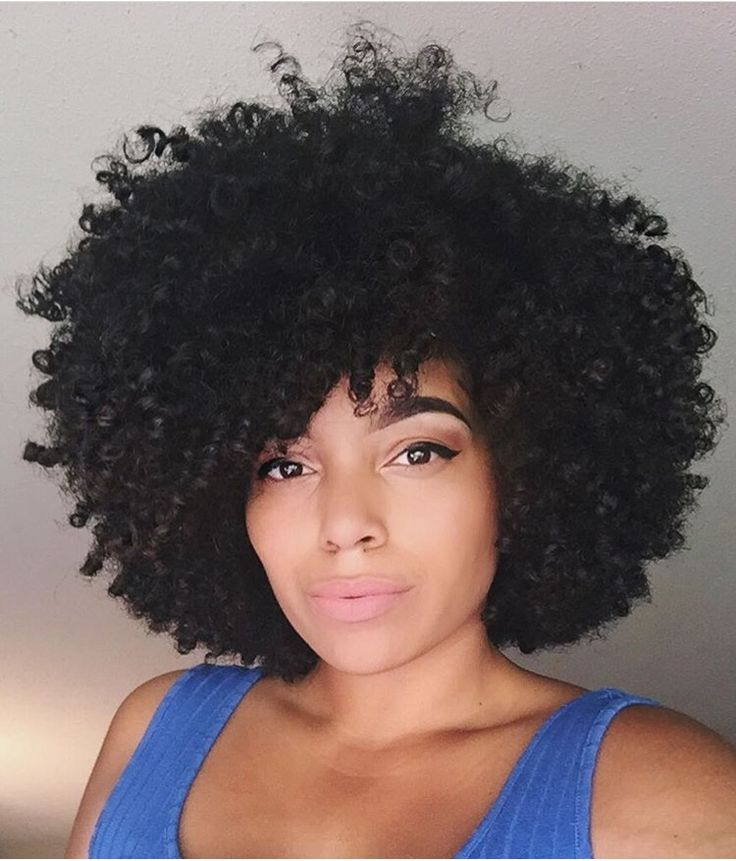 Home Hair Treatments For Oily, Normal And Dry Hair | Curly hair styles naturally, Curly hair ...