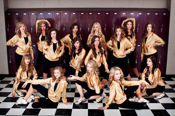 Cedar City Utah Dance Photography team photo idea