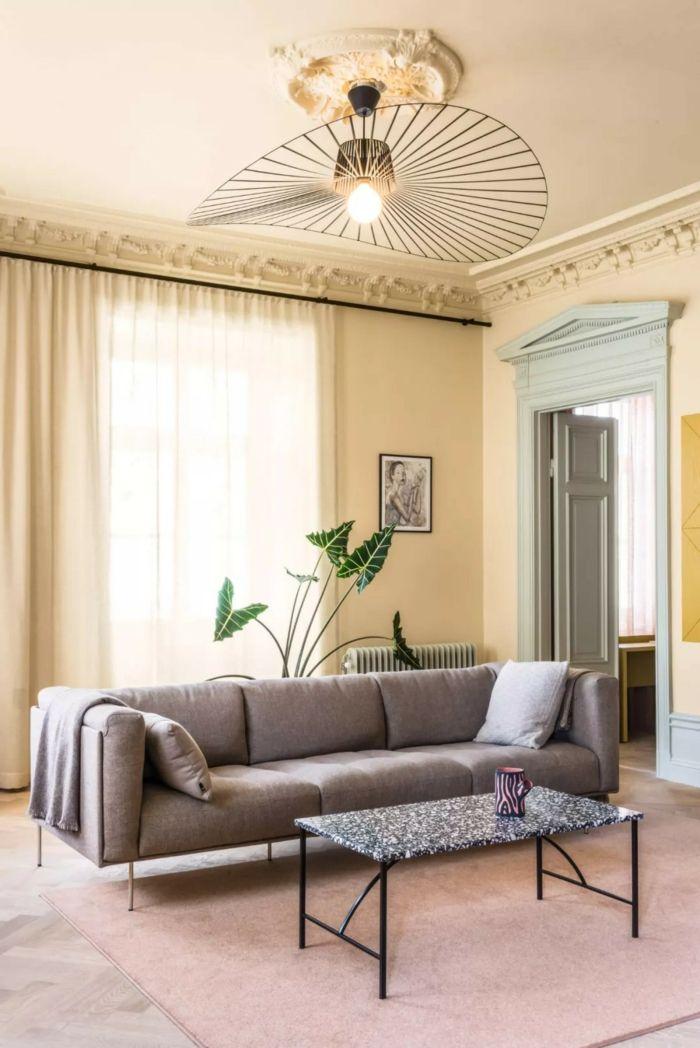 ▷ 1001 + ideas sobre qué colores se llevan para pintar un salón en ...