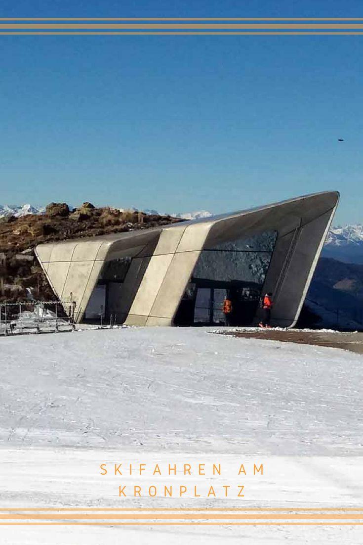 Familienskivergnügen am Kronplatz. Skifahren mit Kindern in Südtirol.