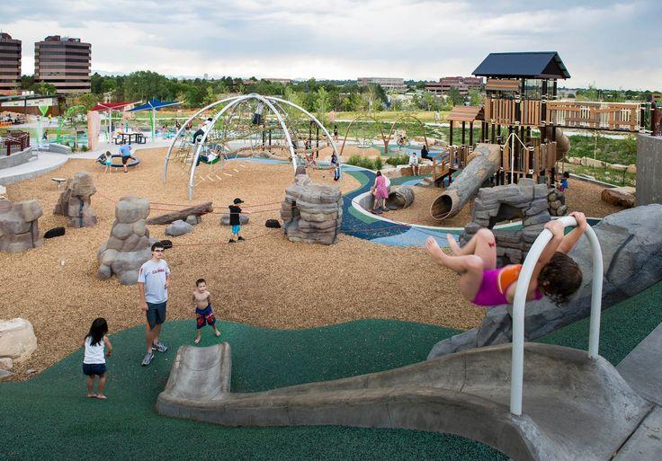 Centennial Center Park Englewood Colorado Colorado