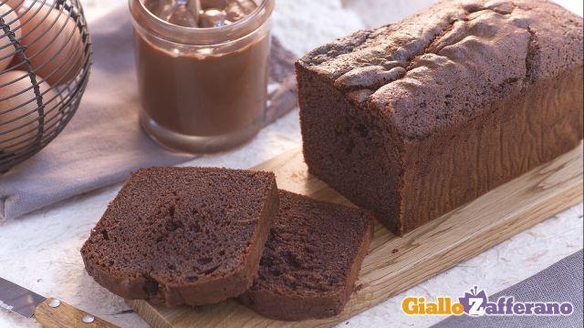 Ricetta Plumcake alla Nutella - Le Ricette di GialloZafferano.it