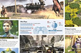 Why video games are good for you.