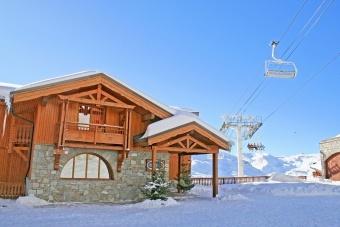 Les Balcons de Val Thorens Appartement pour 12 personnes.  #valthorens #ski