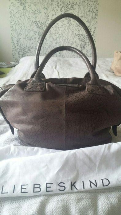 Liebeskind Tasche braun wie neu