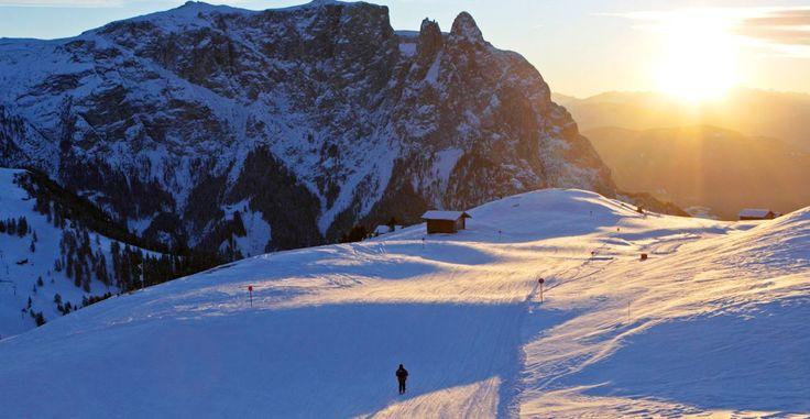 Skigebiet Watles im Obervinschgau nur wenige Minuten vom Hotel DAS GERSTL entfernt