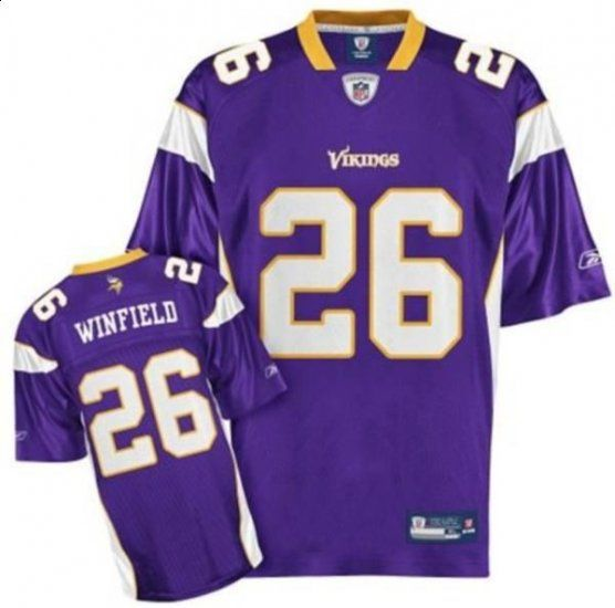 cheap NFL jerseys for men, women and youth! Find this Pin and more on Minnesota  Vikings Jersey by NFLjerseyworld. Vikings #26 Antoine Winfield ...