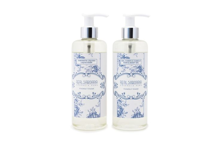FLORES DO CAMPO, Real Saboaria amenities line available for hotels, 300ml ecopumps