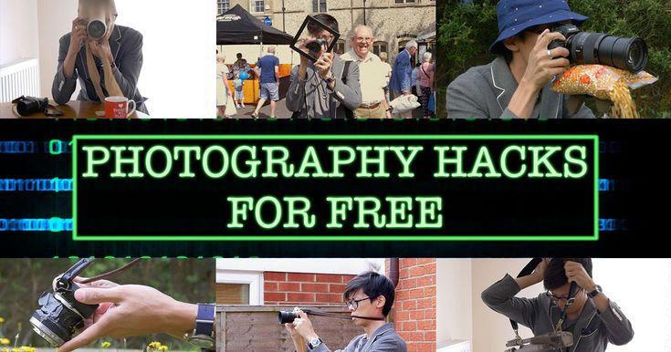 10 einfache Fotografie-Hacks mit Haushaltsgegenständen