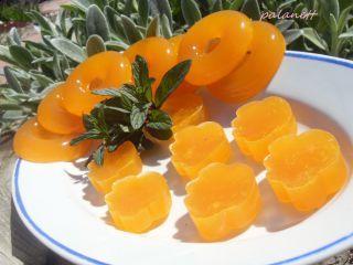 Narancsos gumicukor (paleo) - Palanett