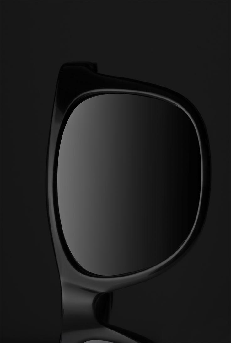 Treyca Wayfarer Sunglasses.