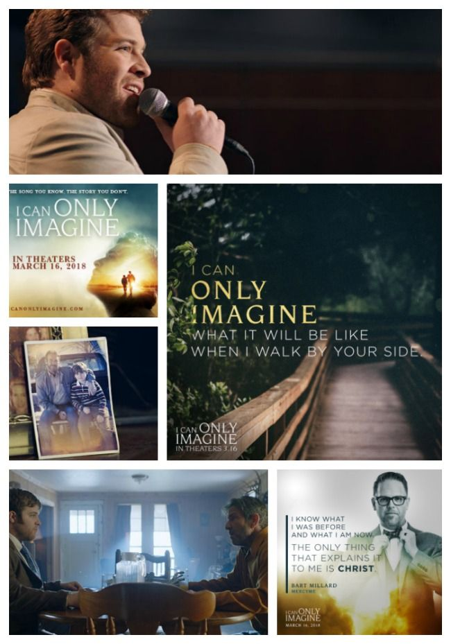 Must Watch I Can Only Imagine Movie The True Story Behind The