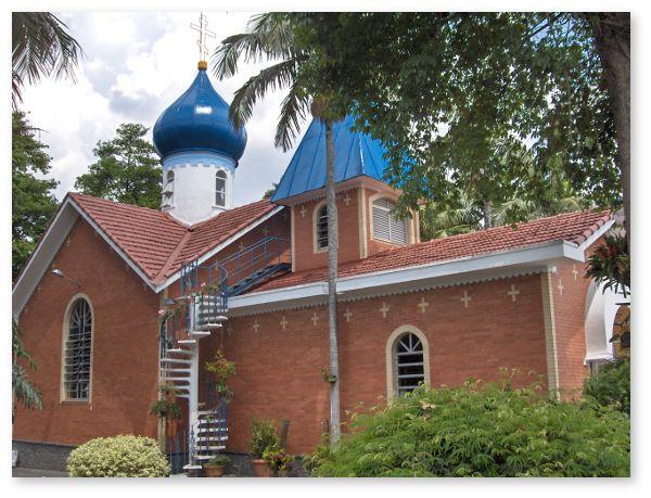 A primeira igreja ortodoxa russa de São Paulo - noticias - O Estado de S. Paulo - Acervo Estadão