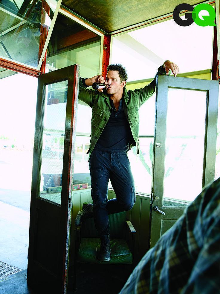 17 Chris Pratt Pictures That'll Make You Weak in the Knees | POPSUGAR Celebrity UK