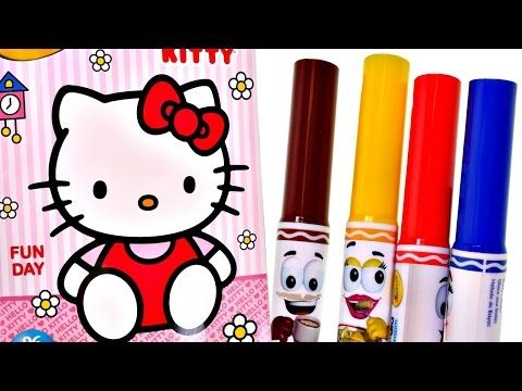 12 best coloring images on Pinterest Coloring pages, Coloring - best of coloring pages hello kitty birthday