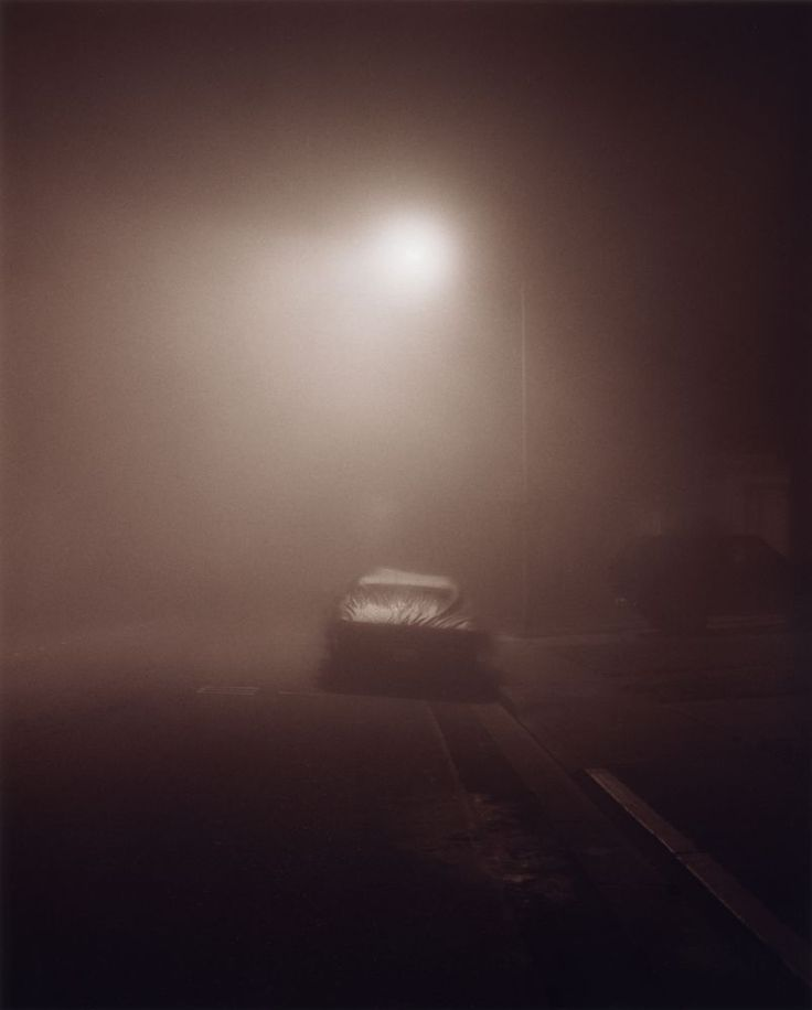 La nuit et les routes de Todd Hido todd hido 02 photo photographie featured art