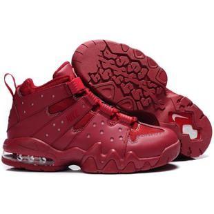 Nike Air Max2 CB 94 Charles Barkley Shoes Varsity Red Sport