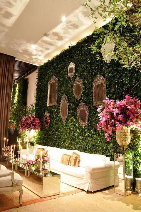 38 Beautiful Ways To Use Mirrors For Wedding Decor | HappyWedd.com #PinoftheDay…