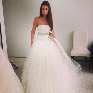 Дизайнерские свадебные платья Веры Вонг - 66 моделей