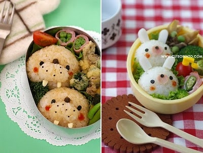 Bento. It's frickin' adorable. Would you believe I first learned about it from Nancy Drew?