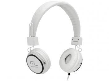 Fone de Ouvido Headphone Dobrável Conexão P2 - Compat. MP3/ iPhone/iPod - Multilaser Fun R$ 129,00  em até 4x de R$ 32,25 sem juros no cartão de crédito