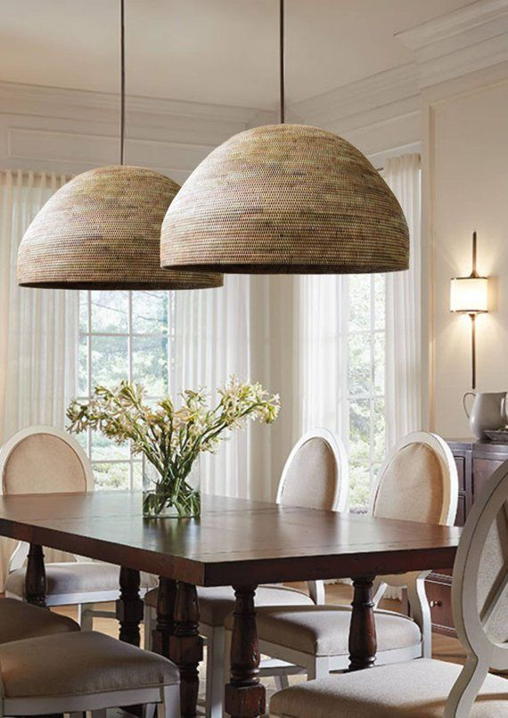 Cape Cod Rattan Pendant Light 2020 Interior Design Trending My