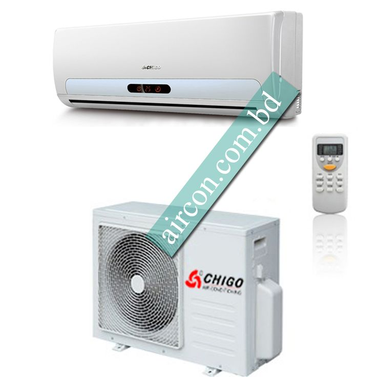 AC Price in Bangladesh, Air Conditioner Price in Bangladesh. Chigo AC price in Bangladesh, Chigo AC 1 Ton Price in Bangladesh.This is the best air conditioner in the world. It aslo Global Brand. Chigo ac exported near about more then 200 Country's in the whole world.You can buy this Cheapest ac in Bangladesh
