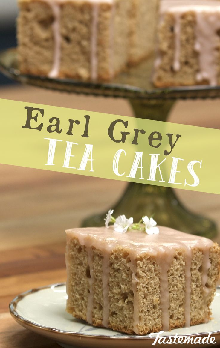 Earl Grey Tea Cakes                                                                                                                                                                                 More
