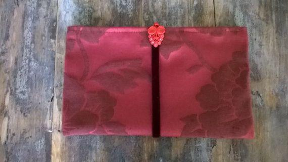 borsetta a mano stile orientale con rifinitura in di Firenzedesign