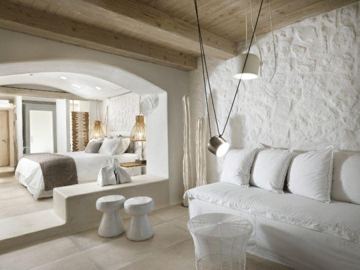 ▷ 1001+ photos inspirantes pour une décoration grecque | Storage ...