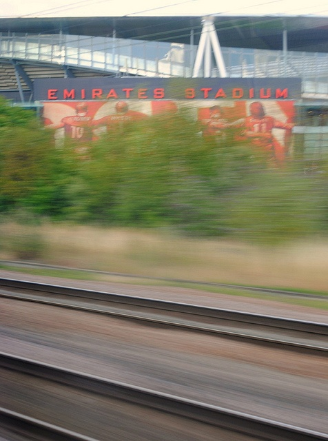 Arsenal FC: Views of the...
