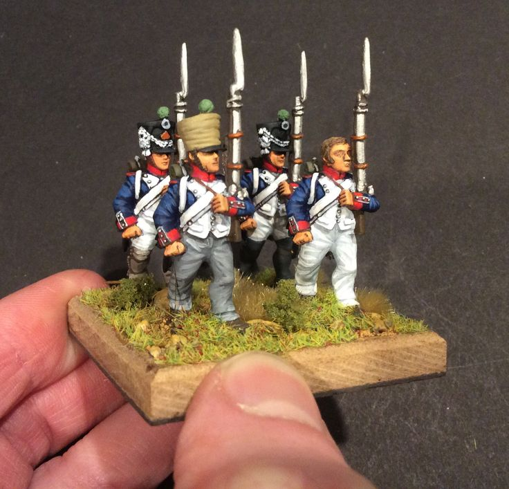 Napoleonic 28mm Miniature