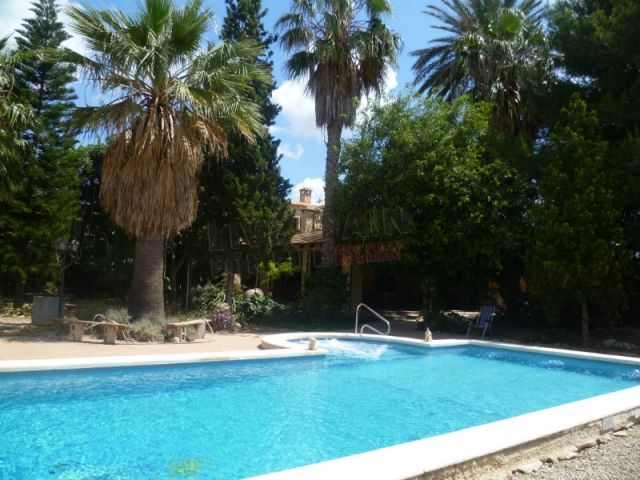 SOLD! Resale - Country house - Almoradi - Reduced to 299995€. Lovely, large 5 bed with pool on large plot near Almoradi, Spain  http://www.livespainforlife.com/property/407/country-house/resale/spain/almoradi/almoradi/