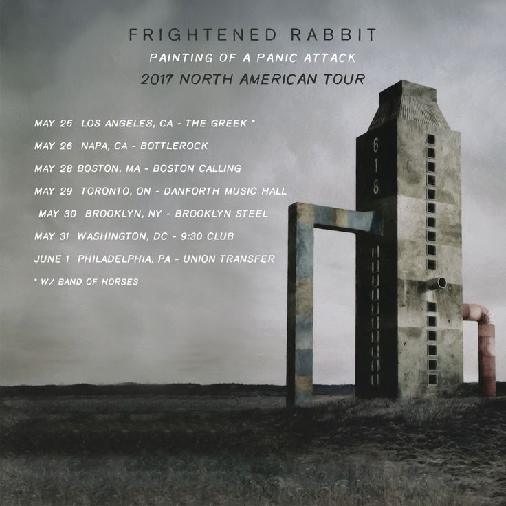 Frightened Rabbit Announces Breif North American Spring Tour | Digital Tour Bus