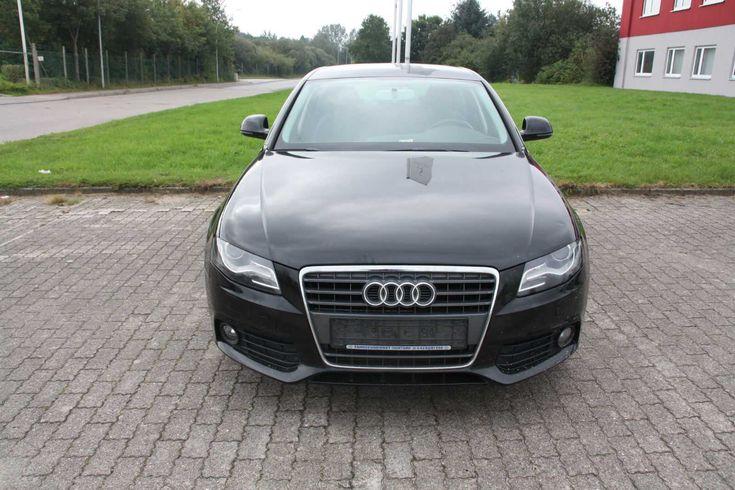 Audi A4 1,8 TFSI CDHB Limousine B8   Check more at https://0nlineshop.de/audi-a4-18-tfsi-cdhb-limousine-b8/
