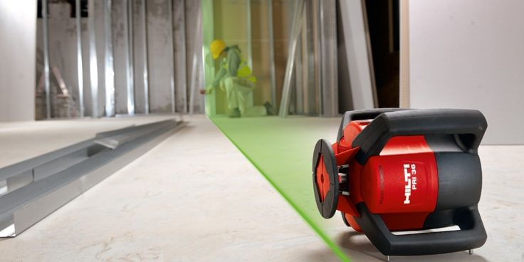 Laser level very helpful while when you decorate your house, you can see great accuracy when you work with laser level. This save time and energy..