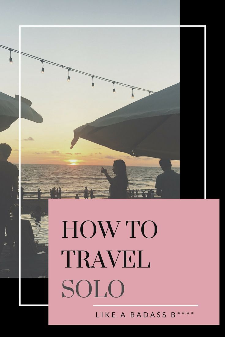 7 TIPS FOR SOLO TRAVEL IN BALI