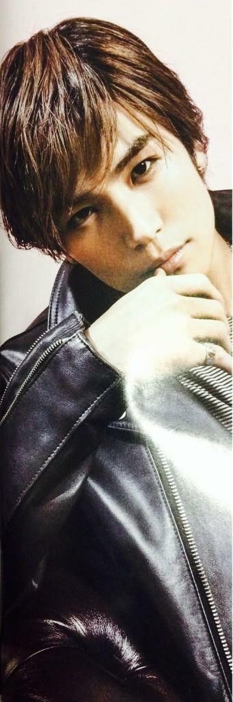 黒革ジャケット