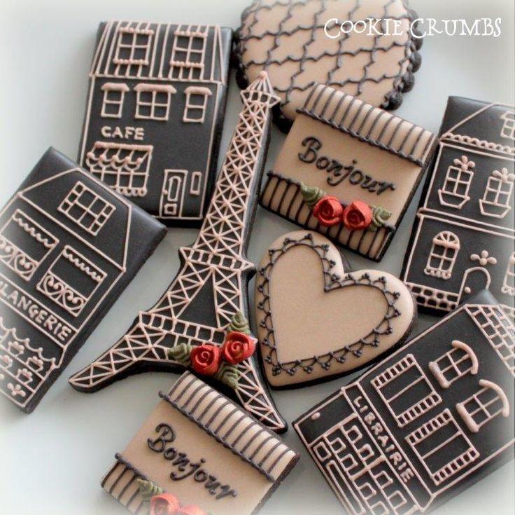 クリスマスのプチギフト の画像 ~Cookie Crumbs~クッキー・クラムズのアイシングクッキー