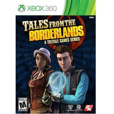 Tales From Borderlands X360 (49736)