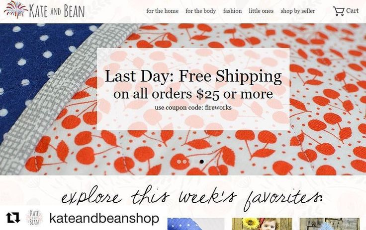 Check out my cherry print blanket at @kateandbeanshop ! Follow the link in their bio to shop! #Repost @kateandbeanshop with @repostapp #ICYMI: Today's the last day for our 4th of July Free Shipping offer! Visit kateandbean.com and shop now! . . . #handmade #handmadeisbetter #craftsposure #etsy #etsylove #shopsmall #smallbusiness #smallbusinesslove #wearethemakers #etsybaby #etsyhome #artist #artists #paint #painting #woodworking #embroidery #knitting #handmadejewelry #followfriday #vendor…
