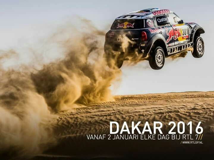 RTL GP Dakar 2016