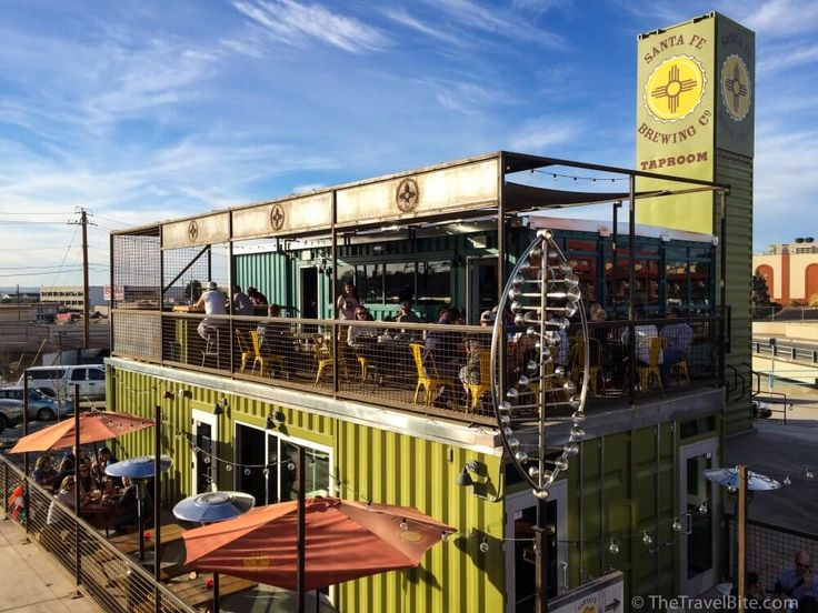 Green Jeans Farmery and Epiphany ABQ Another great place to grab a coffee is Epiphany in the funky industrial Green Jeans Farmery. A culinary creative complex built out of shipping containers, Green Jeans Farmery houses a few craft breweries, a taco place, and a pizzeria. My favorite, though, was the coffee at Epiphany. They have every kind of espresso drink imaginable, from cortados to flat whites. But their signature espresso drinks are what make them unique, with flavors like banana nut…