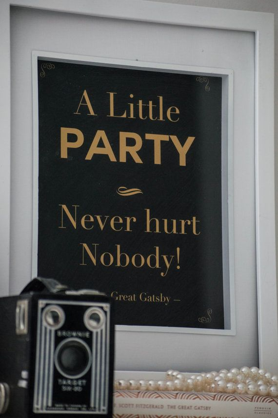 gatsby party quotes - photo #11