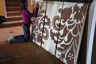 Tutorial: Decorative Wall Art