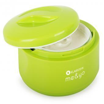 Me&Yo Joghurtmacher apfelgrün 1 liter stromlos