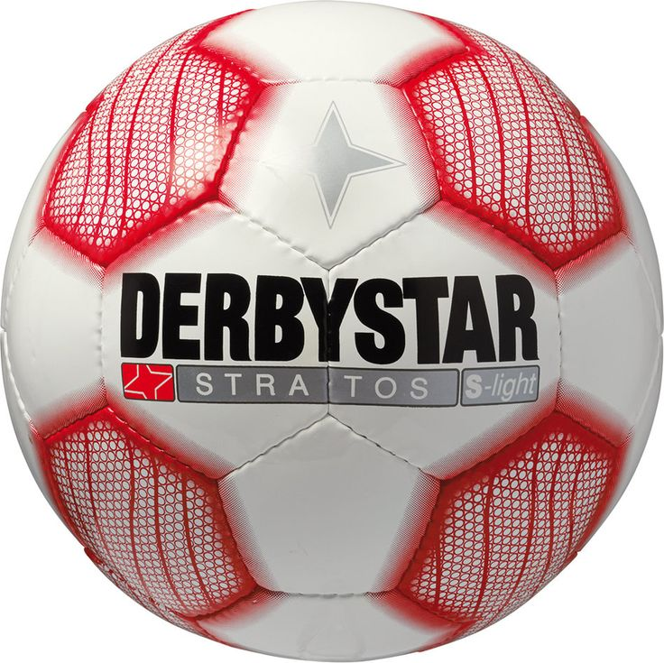 Derbystar Stratos S-Light Fussball  Statt 19,95€ Aktuell 10,90€ bis Ende 2015!