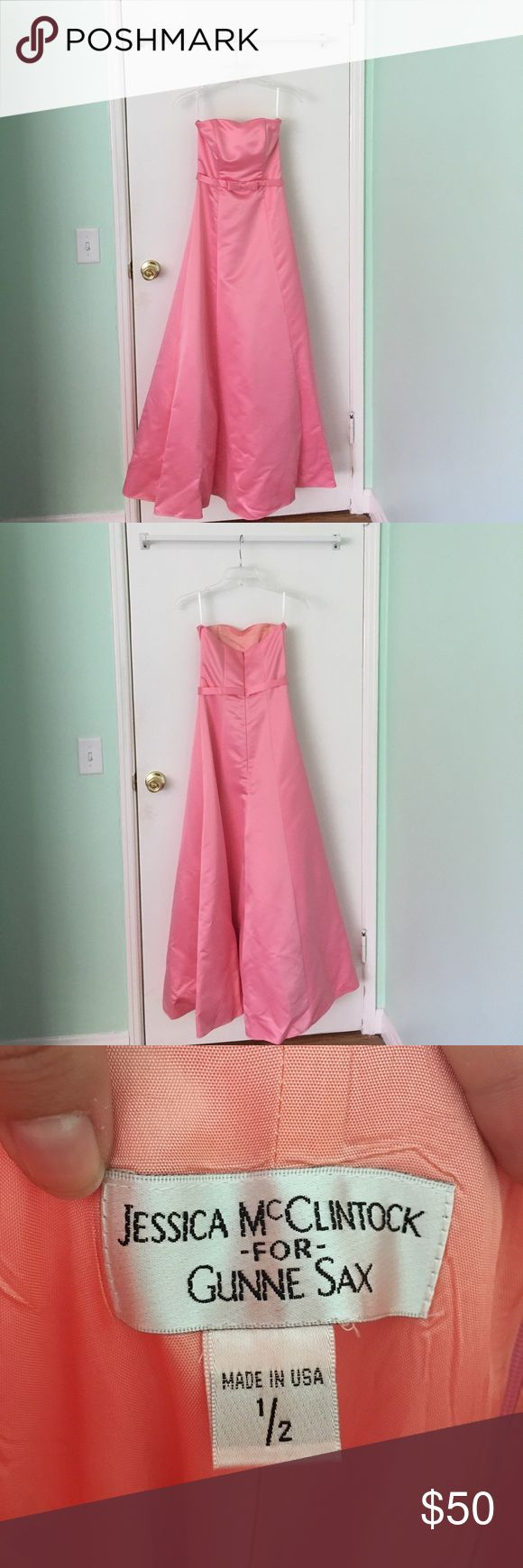 I just added this listing on Poshmark: Jessica McClintock for Gunne Sax formal gown. #shopmycloset #poshmark #fashion #shopping #style #forsale #Vintage #Dresses & Skirts