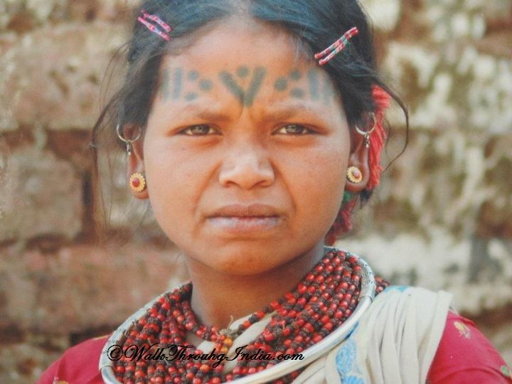 Chhattisgarh, the land of tribes and the beautiful world of tribal India.
