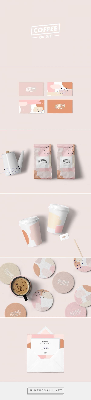 Coffee or Die Branding by Fernanda Meotti
